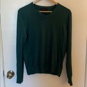 Banana Republic v-neck luxury blend sweater